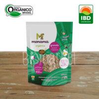 Granola Aveia e Mascavo Orgânica