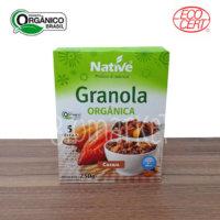 biomarket granola organica native
