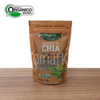 biomarket chia 300x300 200x200 - Chia Orgânica - 200g - ORGANIC