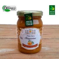geleia orgânica de tangerina
