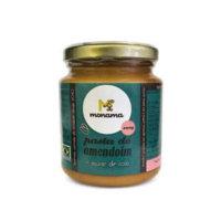 Pasta de amendoim com açucar de coco