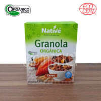 biomarket granola organica native