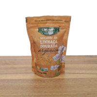 semente de linhaça orgânica Marca Organic