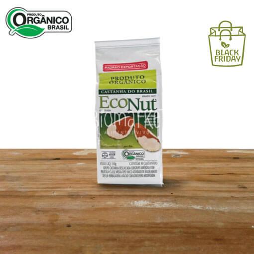biomarket castanha organica econut rev1 510x510 teste - Castanha do Para ORGÂNICA - 110g - 30 unidades