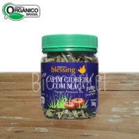 cha capim cidreira maca biomarket1 200x200 - Chá de Capim Cidreira com Maçã - 30g - Blessing