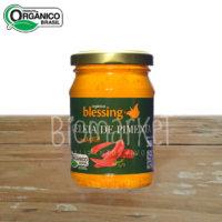 geleia pimenta biomarket1 200x200 - Geleia Orgânica de Pimenta - 200g - Blessing