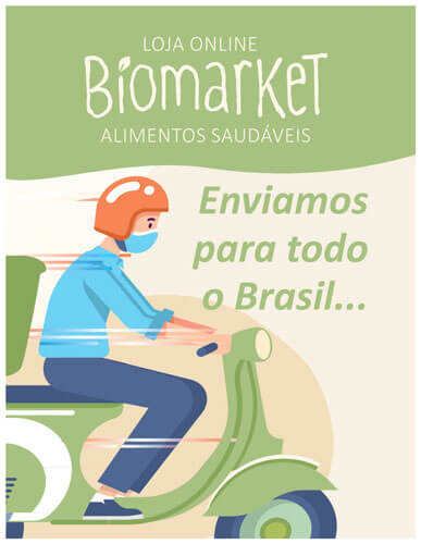 banner biomarket alimentos saudaveis 2w - Pizza integral de escarola, palmito e champignon